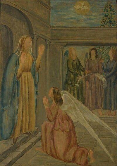 Carlo Socrate, 'Annunciation ', 1936