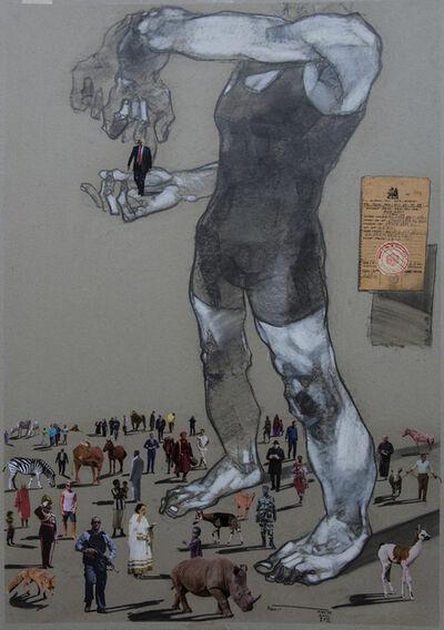Dawit Abebe, ' Mutual Identity 29', 2000