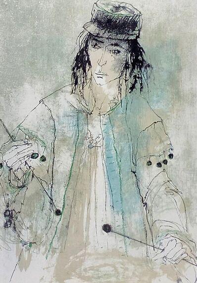 Jean Jansem, 'Le Tambour', 1984