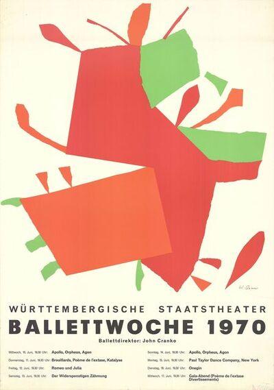Unknown, 'Ballettwoche 1970', 1970