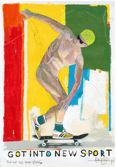 Fabio Coruzzi, 'I Got Into New Sport', 2019