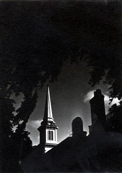 Dorothy Norman, 'Church Steeple, Falmouth, MA', 1937/1937