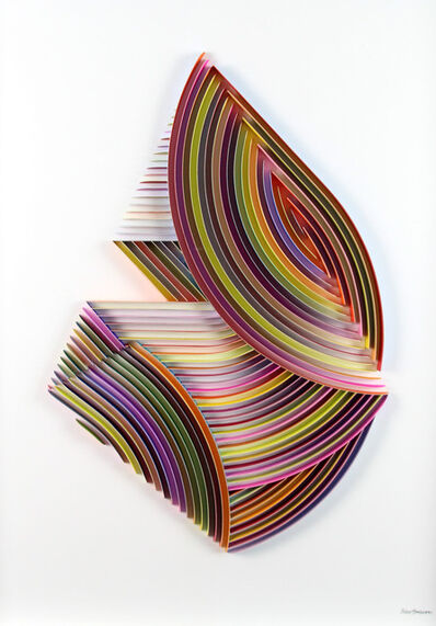 Peter Monaghan, 'Fold XXIX', 2019