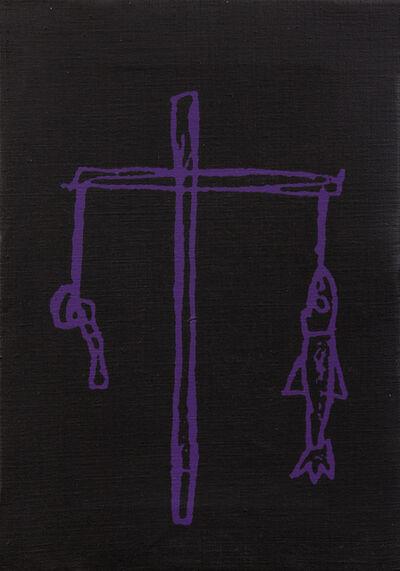 Walter Dahn, 'Untitled', 1985