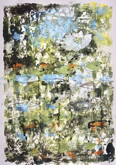 Leigh Yardley, 'Lost Pond', 2018