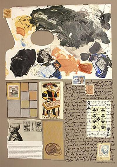 Vera Ferro, 'Colagem 1   |   Collage 1', 2005