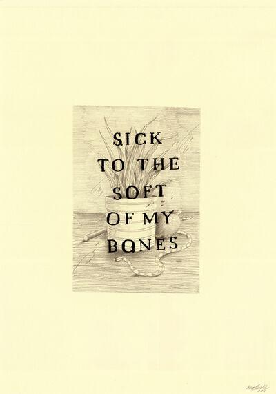 Keaton Henson, 'The Soft of My Bones', 2016