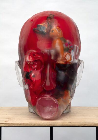 Richard Dupont, 'Red Head', 2014