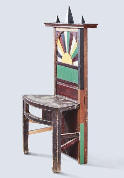 Wang Haichuan, 'Yin-Yang Chair (Yang)', 2017