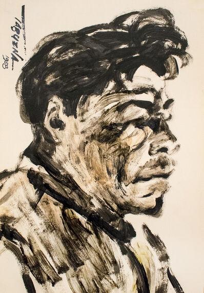 Romeo Tabuena, 'Mexican Man', 1958