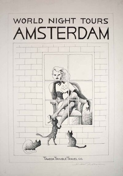 Hideo Takeda, 'AMSTERDAM', 2012
