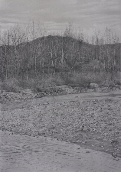 Mary Reilly, 'Riverbank 5', 2021