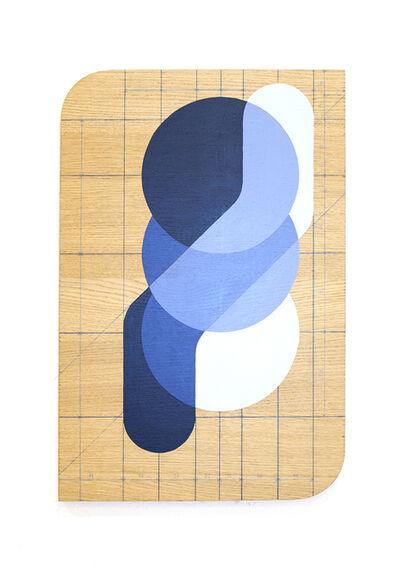 Valentin Guillon, 'Fig.2. La transversale', 2019