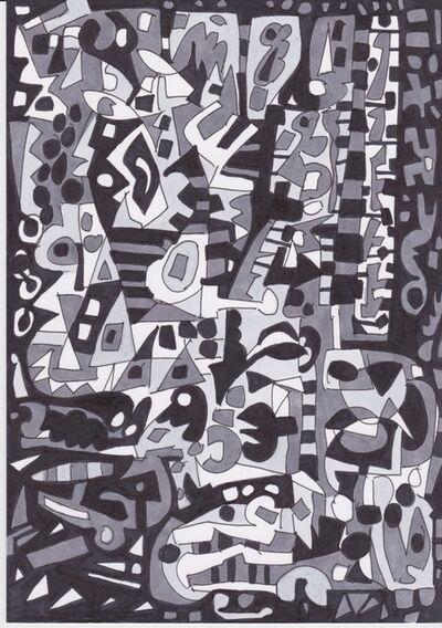 Derek Culley, 'Lockdown Series no.12', 2020