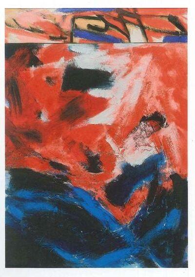 Giorgio Lo Fermo, 'Abstract Expression', 1994