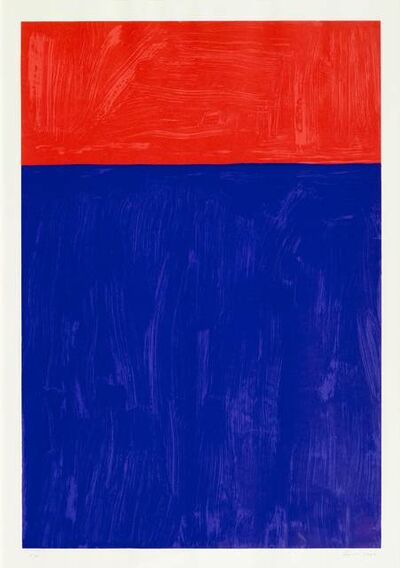 Günther Förg, 'Untitled', 2000