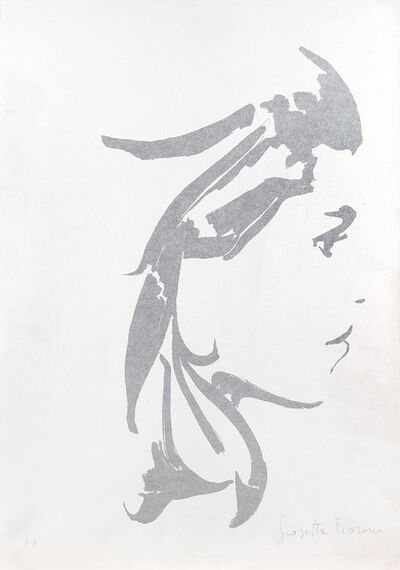 Giosetta Fioroni, 'Untitled'