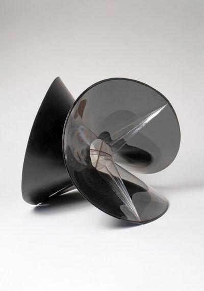 Naum Gabo, 'Spheric theme: black variation', 1937