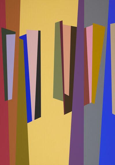 Karl Benjamin, '#4, 1987', 1987