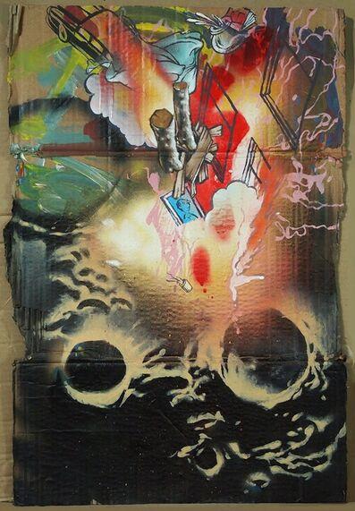 Juan Carlos Noria aka Dixon, 'Everywhere', 2012