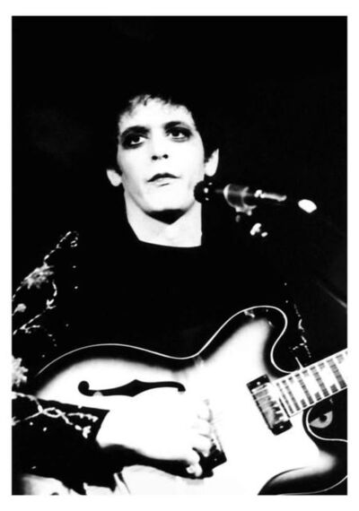 Mick Rock, 'Lou Reed, Transformer, London', 1972