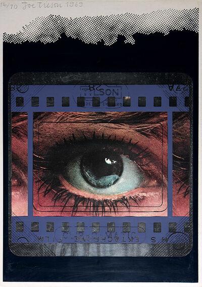 Joe Tilson RA, 'Transparency, Clip-O-Matic Eye', 1969