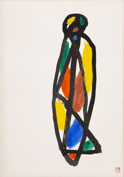 Takeo Yamaguchi, 'Sketch (Large)', 1978