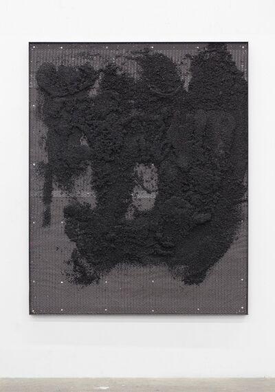 Nick van Woert, 'Stucco (black)', 2014