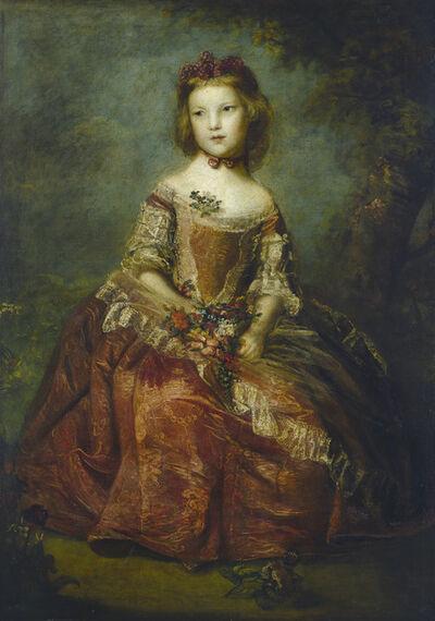 Joshua Reynolds, 'Lady Elizabeth Hamilton', 1758