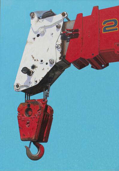 Joseph E. Richards, 'Telescoping #2', 1992