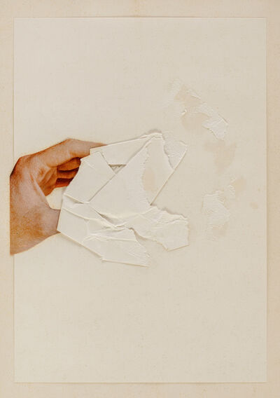 Giulio Paolini, 'Untitled', 1974