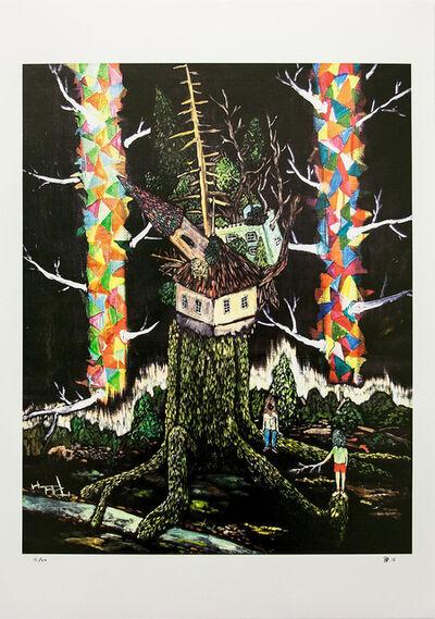 Yuichi Hirako, 'Memories Of My Garden - Tree House I', 2015