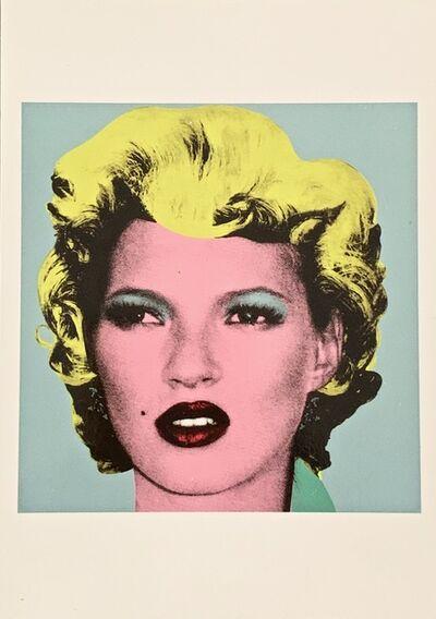 Banksy, 'Kate Moss Postcard', 2005