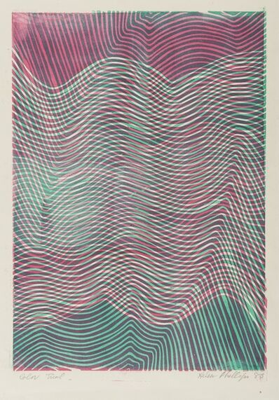 Helen Phillips, 'Composition', 1980