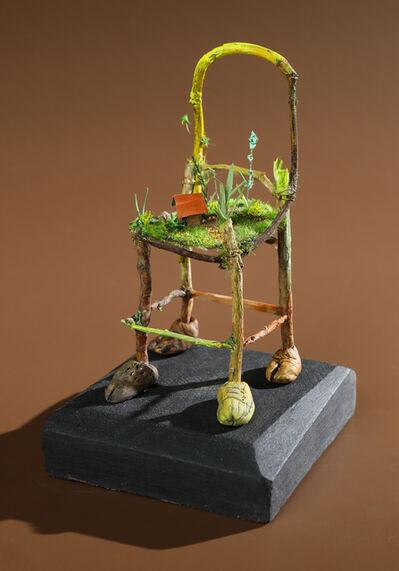 Nicolas Bernière, 'The domesticated chair', 2019