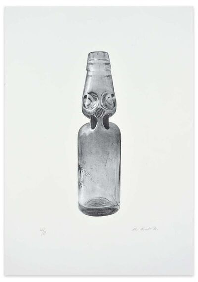 Ivan Novak, 'Glass Bottle', 1972