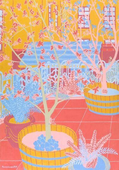 Norman Gilbert, 'Blossom Tree', 2009