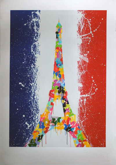 Kongo, 'Eiffel Tower Friday 13'
