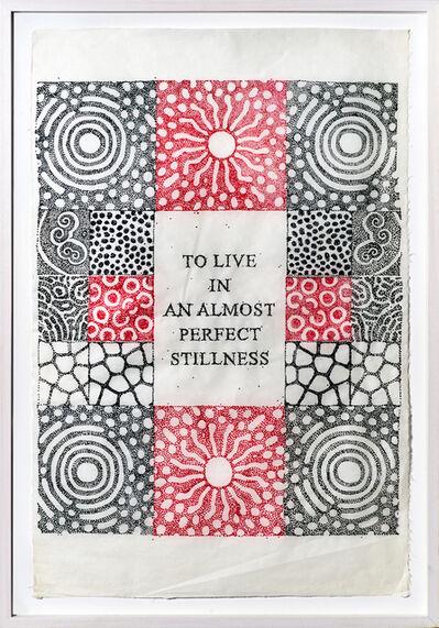 Alexandros Maganiotis, 'We Live in Perfect Stillness', 2015