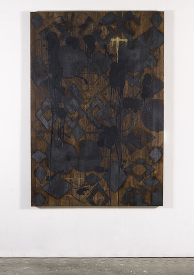 Rashid Johnson, 'Out', 2012