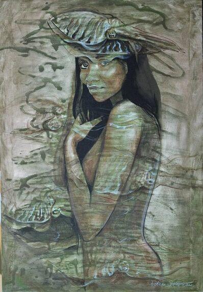 Tetiana Cherevan, 'Fishmonger', 2017