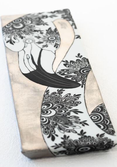 Masako Inoue, 'Plate_Flamingo', 2018