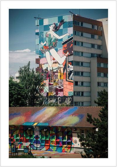 Jon Furlong, 'Faile - Paris 2015', 2017