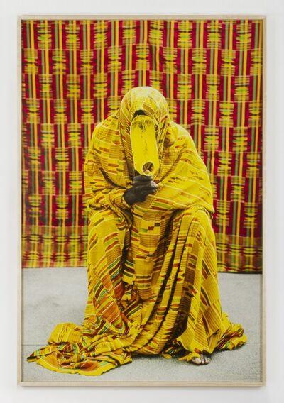 Serge Attukwei Clottey, 'Social Sculpture ', 2016