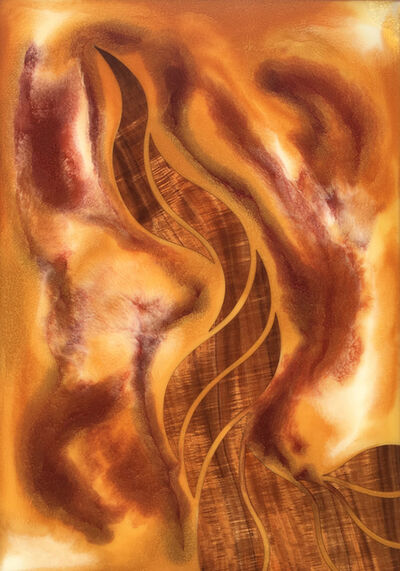 Timothy Allan Shafto, 'Flame', 2018