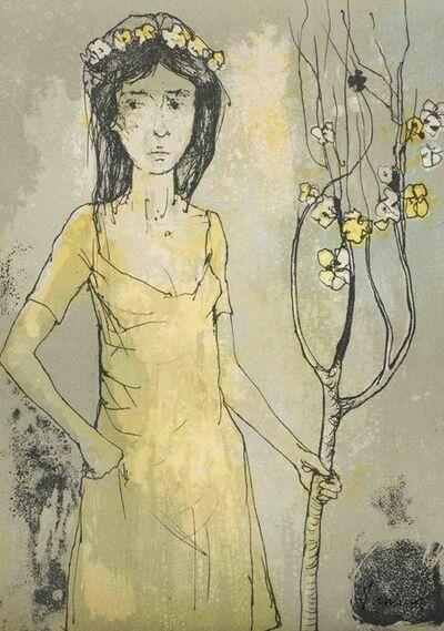 Jean Jansem, 'Spring Maid', 1960