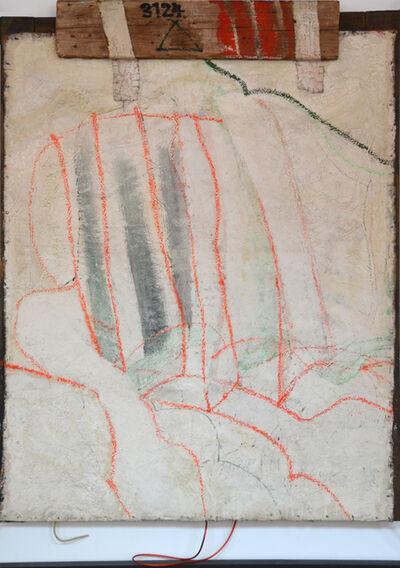 Gerhard Hoehme, 'Informale', 1964