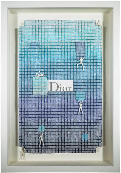 Stephen Wilson, 'Dior Azure', 2017
