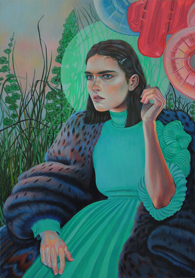 Martine Johanna, 'Mystical Garden', 2018