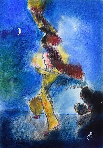 Rafael Fernández, 'Ritual de la luna', 2020